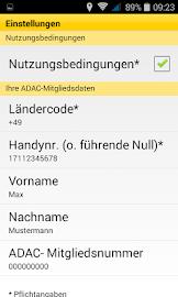 ADAC Pannenhilfe Screenshot 6