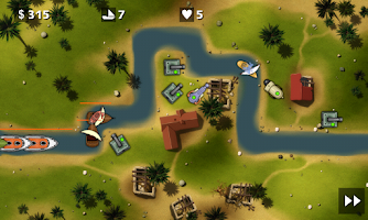 Screenshot of River Pirates Free