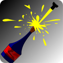 New Year MMS icon