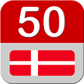 Learn Danish - 50 languages