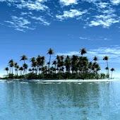 Island Live Wallpaper
