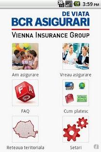 BCR Asigurari de Viata VIG- screenshot thumbnail