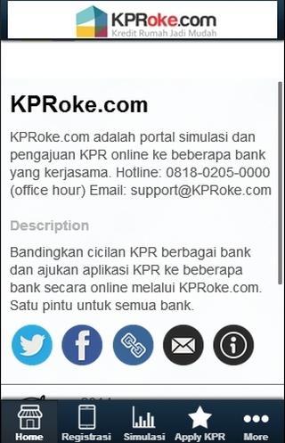 KPRoke.com - Kalkulator KPR