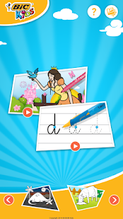 Bic®Kids Play & Color- screenshot thumbnail