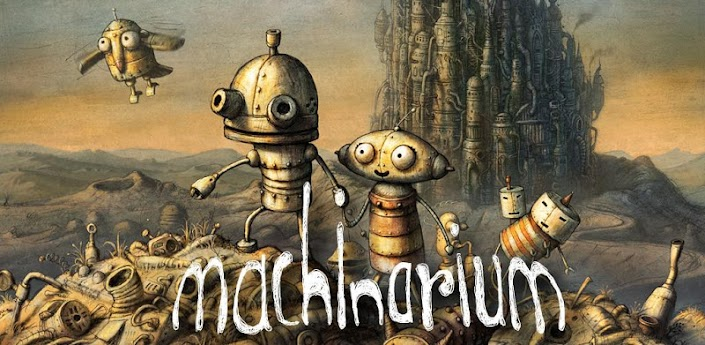 Machinarium новая версия лучшей инди игры от Amanita Design скачать на android