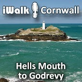 iWalk Hell's Mouth to Godrevy