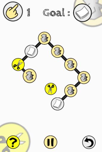 【免費解謎App】Rock Paper Scissor Puzzle Free-APP點子