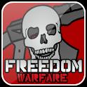 Freedom warfare icon