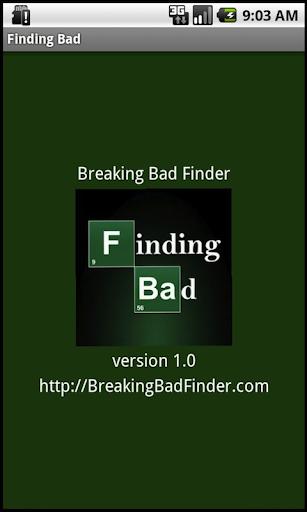 Breaking Bad Finder: Locations