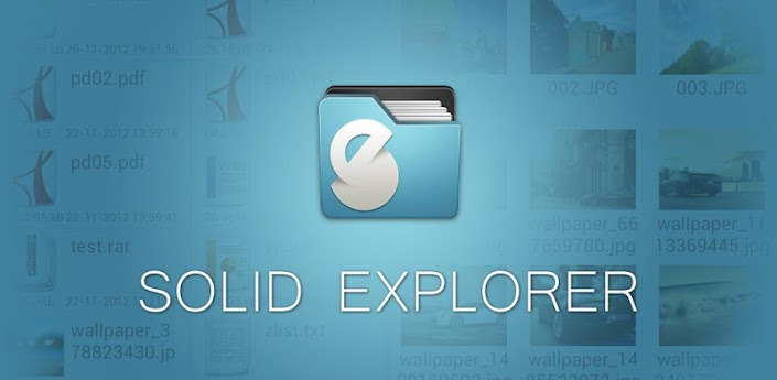 Solid Explorer FULL Apk 1.4.1b