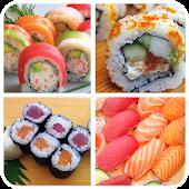 Sushi Memory Game