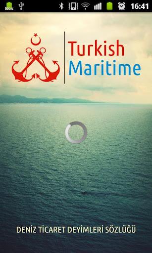 Deniz Ticaret Sözlüğü