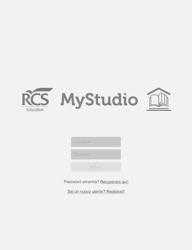 RCS MyStudio
