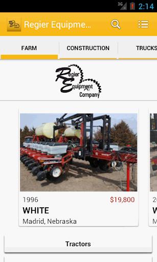 Regier Equipment Company