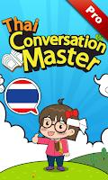 Screenshot of Thai Conversation MasterPRO