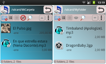 File Manager XplorApp 4.8 screenshot 28107