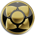 3D GOLD BLACK Next Launcher