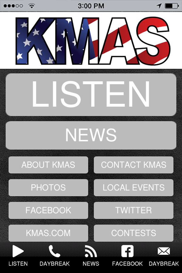 KMAS- screenshot