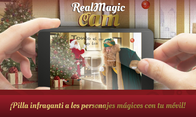 Real Magic Cam - screenshot