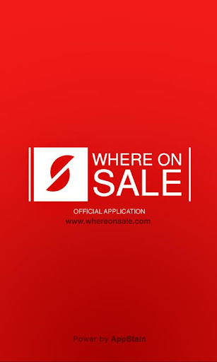Where On Sale Official App