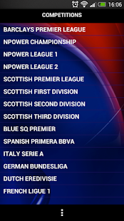 Sky Sports Live Football SC - screenshot thumbnail