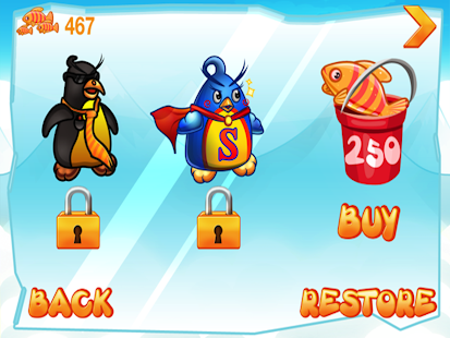Slippery Birds - Penguin Fun! screenshot