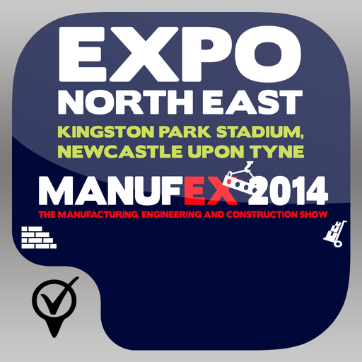 North East Expo and Manufex LOGO-APP點子