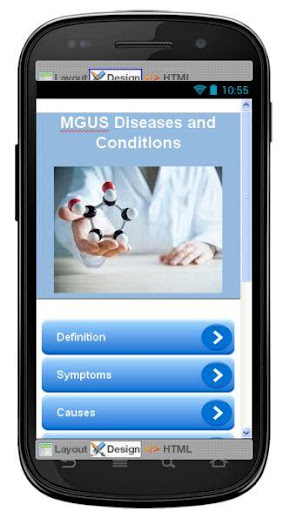 MGUS Disease Symptoms