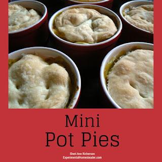 Mini Pot Pie