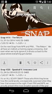 Public Radio & Podcast - screenshot thumbnail