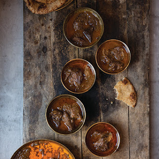 Nihari (Muslim Indian Beef Stew).
