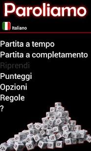 Paroliamo Pro - screenshot thumbnail