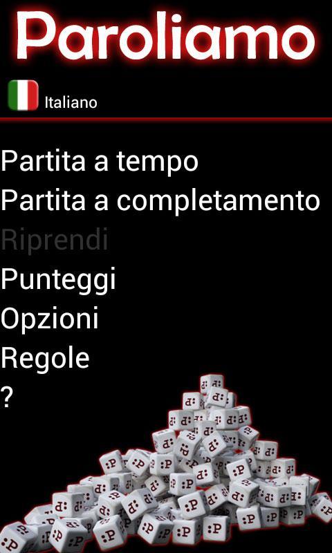 Paroliamo Pro - screenshot