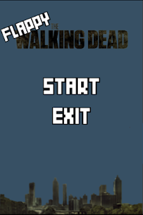 Flappy The Walking Dead