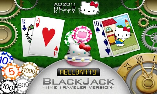 Hello Kitty Black Jack - screenshot thumbnail