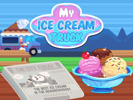 My Ice Cream Truck - Fun Game 1.0.2 screenshot 100324