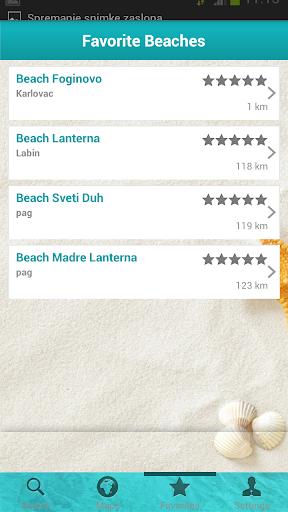 【免費旅遊App】Beaches Of Croatia-APP點子