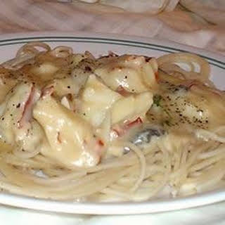 Butter Cream Lobster Sauce Recipes.
