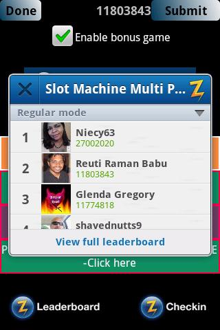 Slot Machine Multi Payline - screenshot