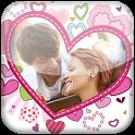 Love Frame Live Wallpaper icon