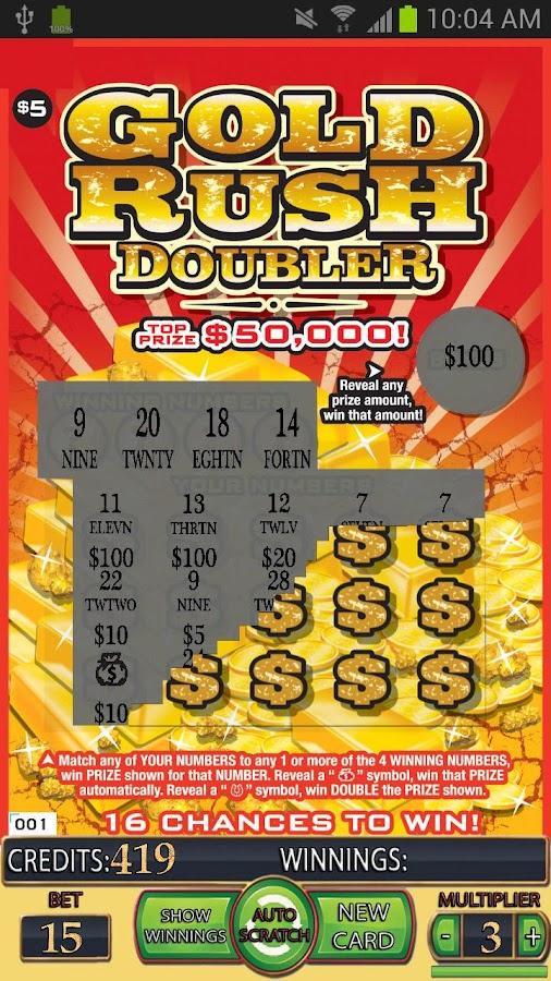 Slots of luck scratch off / Mandan casino