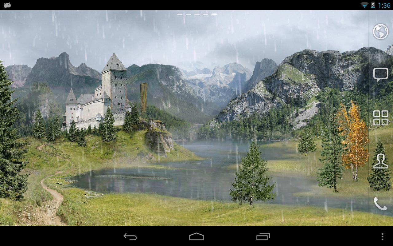 Castle Live Wallpaper Pro - Android Apps on Google Play