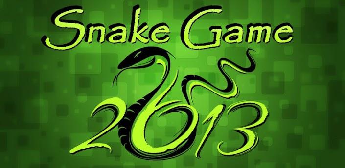 Snake Game 2013