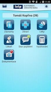EZK IZIP - screenshot thumbnail