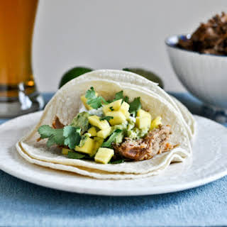 Crockpot Beer Carnitas.