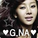 G.NA, 지나, Top Girl, 배경, 화보, G컵 icon