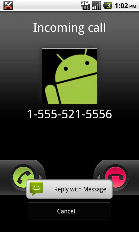 Extra Phone Settings- screenshot