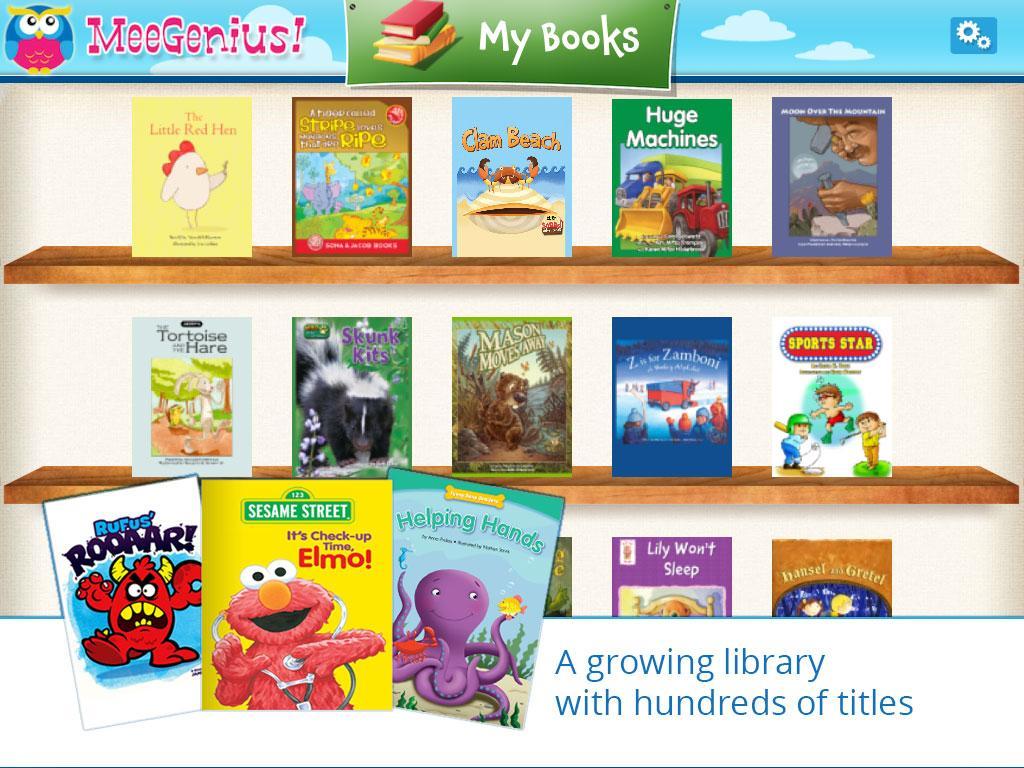 libros para ninos meegenius