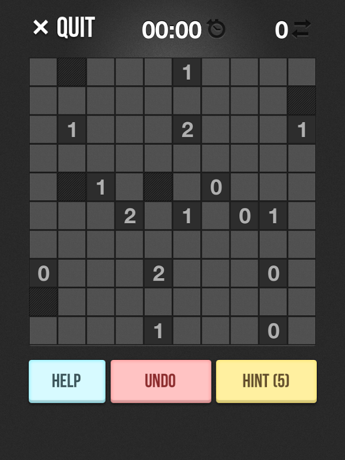LightUp - Free Sudoku Style Free Game- screenshot