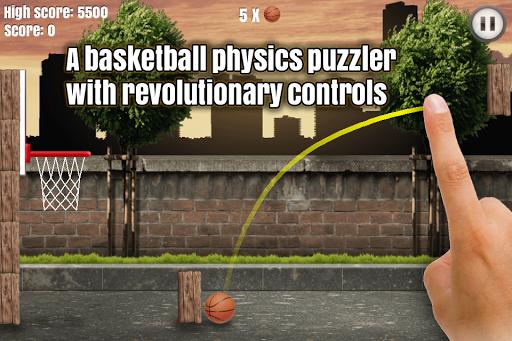 Through the Hoop - Basketball